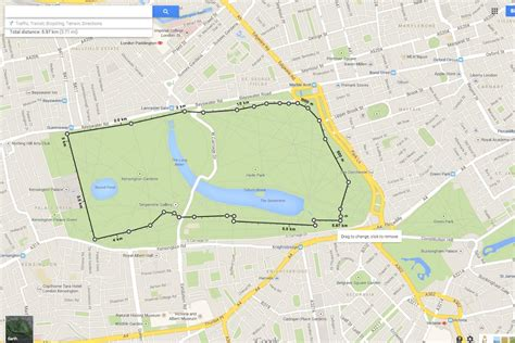 distance maps maps rolls out handy distance calculation tool