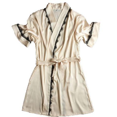 New Arrival Kimono Bathrobe Mandi Tidur new arrival silk bathrobe satin kimono robes for robes bridesmaids kimono robe
