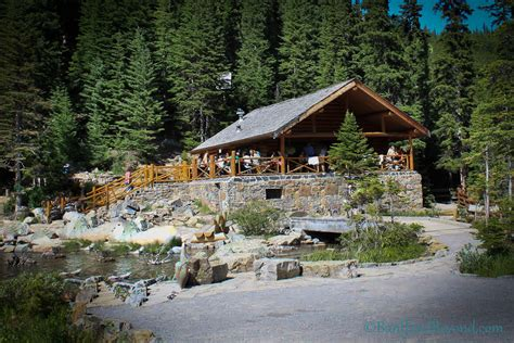hike house hiking information and tips for lake agnes tea house trail banffandbeyond