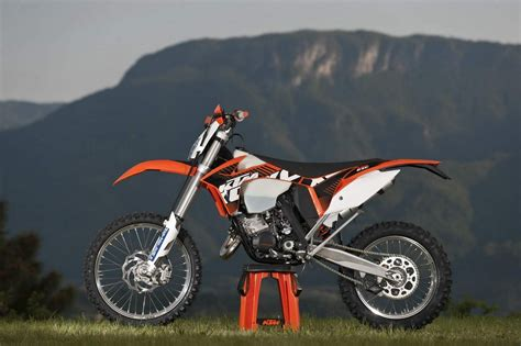 Ktm Exc 125 Top Speed 2012 Ktm 125 Exc Picture 435227 Motorcycle Review