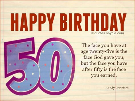 50th Birthday Quotes Birthday Pictures Images Page 7
