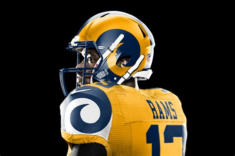 st lious rams image gallery nfl rams new uniforms 2015