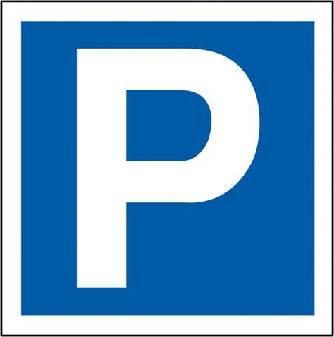 Handrail Wall Bracket Projecting Car Park Signs Parking Symbol Seton Uk