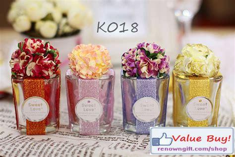 Tambah Untuk Botol Kaca gelas kaca gaya eropah cenderahati perkahwinan