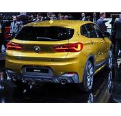 BMW X2 Wins Best Production Vehicle In Detroit