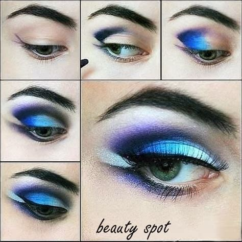tutorial make up ochi caprui tutorial machiaj albastru 4 sfaturi de make up