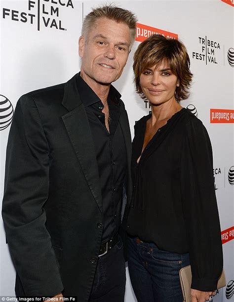 the secret about lisa rehners husband harry hamlin what the secret newhairstylesformen2014 com