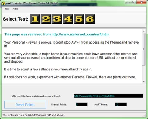 test firewall firewall tester free atelier web