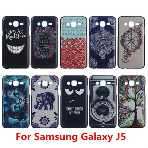 Elegan Casefor Samsung Galaxy J5high Quality new arrival high quality design pattern cover for samsung galaxy j5 j5008 sm