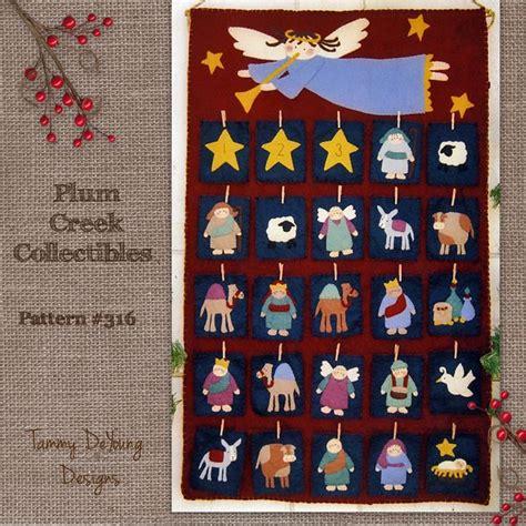 patterns for christmas nativity nativity advent calendar christmas pattern 316