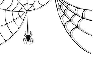 Easy Christmas Craft Decorations - halloween spider web png festival collections