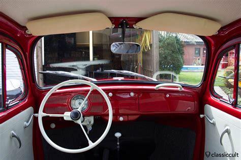 volkswagen dashboard vw 1200 a standard beetle 1965 1966 details