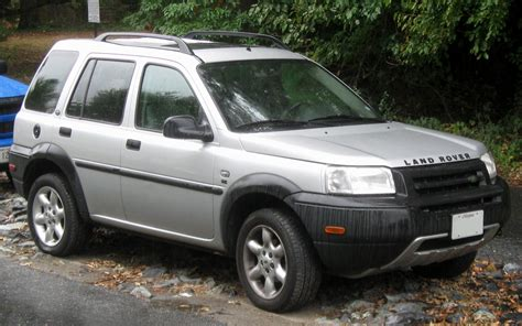 land rover freelander off ford freelander 2005