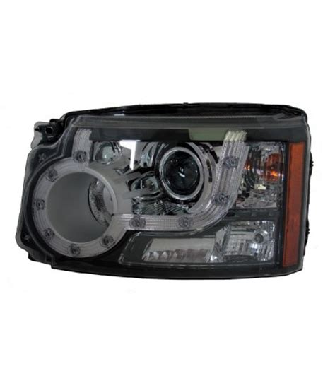 Non Halogen L by Land Rover Discovery 4 2010 Headlight Non Afs Rhd