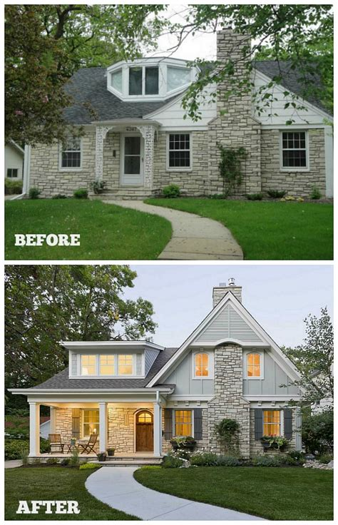 12 inspirational small home renovations for your