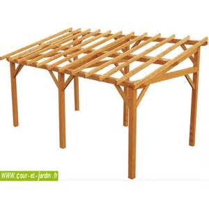 charpente abris bois charpente bois en kit auvent de terrasse en bois en kit