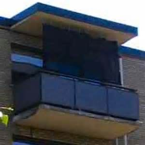 Apartment Balcony Railing Privacy Covers The Tarpaulin Sun Shade Project Diy Project For Relief