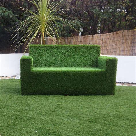 grass couch hello poppy artificial grass furniture
