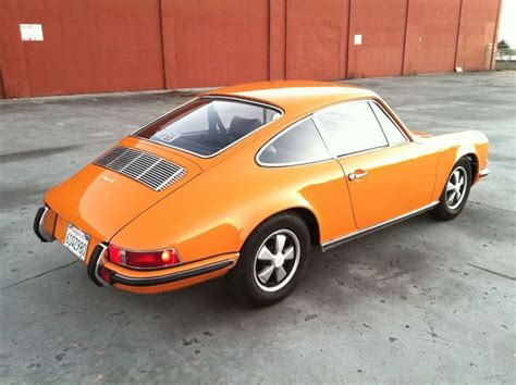 vintage orange porsche 40 best cars i like images on pinterest dream cars