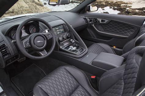 car picker jaguar f type project 7 interior images