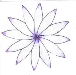 easy to draw flowers pretty flowers by redsommer for