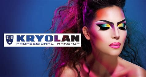 Makeup Kryolan kryolan makeup festival collections