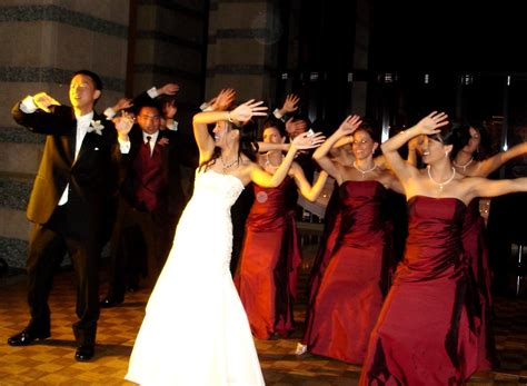 Popular Group Dance Songs For Wedding Parties   The