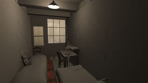 annex bedroom producer of acclaimed first sets sights on anne frank vr experience road to vr