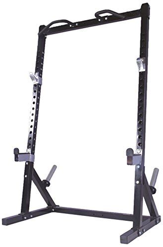 Cheap Half Rack by Powertec Rack Reviews See This Before Buying One