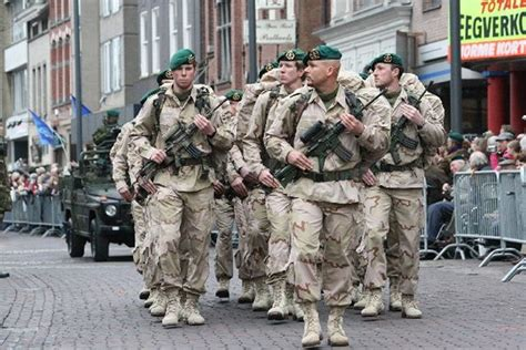 dutch armies of the ranks combat field uniforms soldiers dutch army netherlands land ground forces technical data