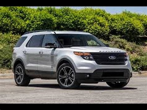 Ford 2015 Explorer by 2015 Ford Explorer Information And Photos Zombiedrive