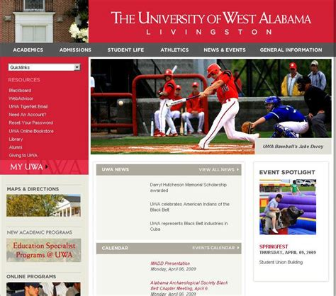 West Alabama Mba by Of West Alabama Distance Learning