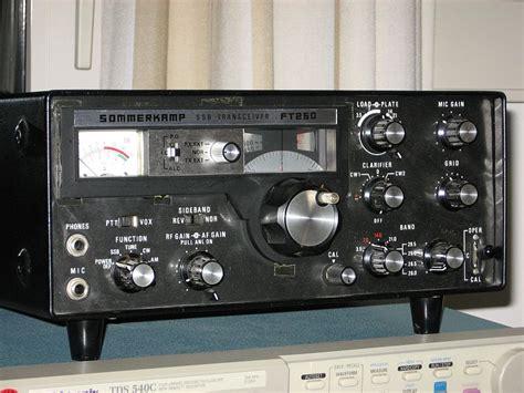 Sommerkamp Ft 250 Shortwave Transceiver