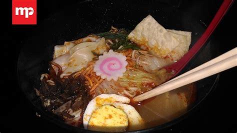 Ramen Di Bandung yuk icip icip ramen sunda di ujank ramen bandung merahputih