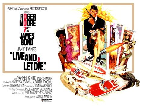 live and let die 1784872008 1973 james bond live and let die title sequence youtube
