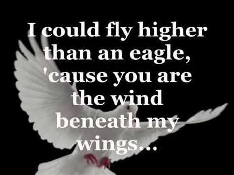 midler lyrics wind beneath my wings lyrics bette midler