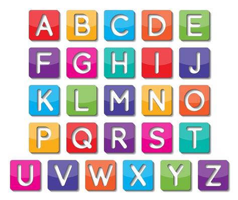 Kid Letters by Letters For Education Alphabet Letters For