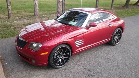 Chrysler Sports Coupe by 2004 Chrysler Crossfire 2dr Sports Coupe In Herrin Il