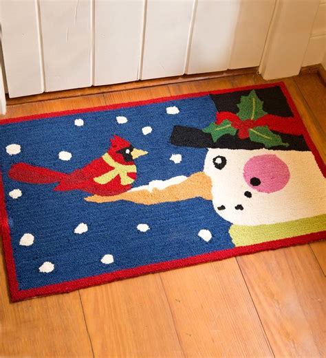 Machine Washable Area Rugs Area Rugs Machine Washable Hooked Flurry Friends Accent Rug Ebay