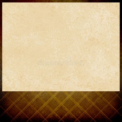 brown paper pattern illustrator blank venue poster or movie poster vintage white paper on