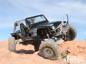 Jeep Yj Rock Crawler Tricks To Boost The W5a580 Transmission In Your Rock