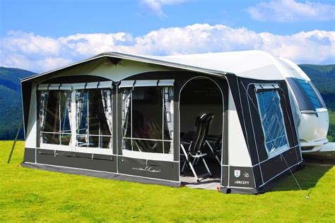 All Weather Caravan Awnings by Walker Concept 240 280 All Season Caravan Awning