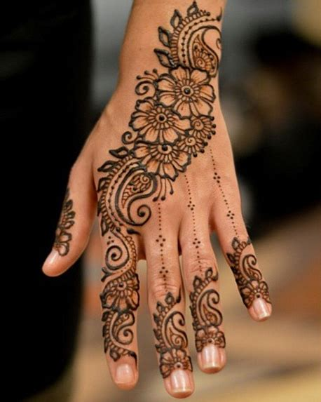 indian henna tattoo miami henna mehndi pinteres