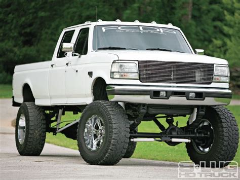 Galerry lifted obs ford