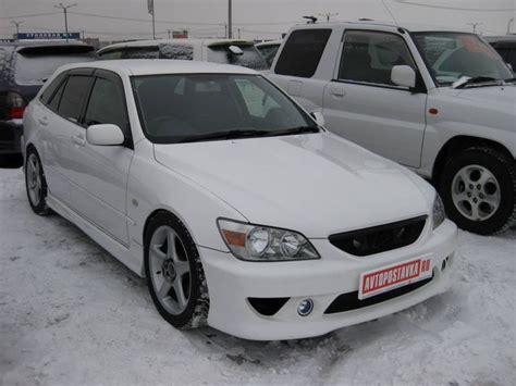 altezza car price 2001 toyota altezza wagon pictures 3000cc gasoline