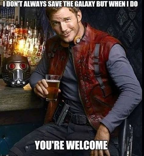 Chris Pratt Meme - star lord meme chris pratt guardians of the galaxy
