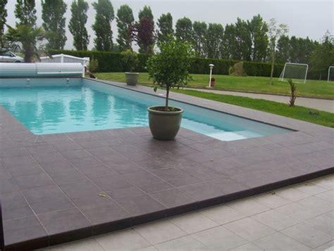 carrelage terrasse piscine pas cher 2420 dallage piscine connan dallage ext 233 rieur d exception