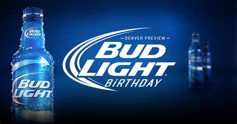 bud light birthday message bud light birthday