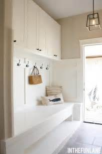 Mudroom i personally wouldn t do all white hense the words quot mud room