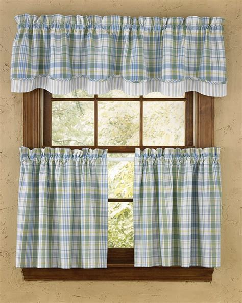 country kitchen curtains ideas sarasota lined layered curtain valance